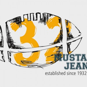 "Mustang Jeans<br /><small class=""pr_small"">T-Shirt prints</small>"