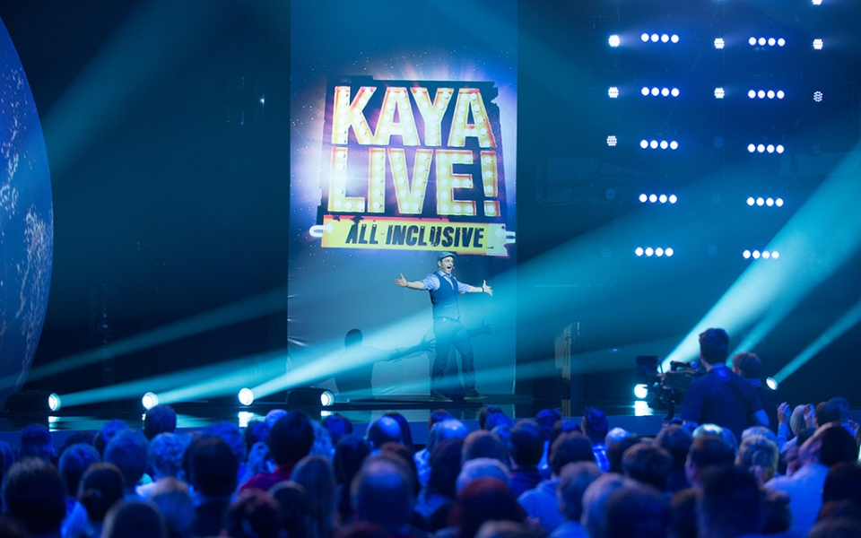 "Kaya Yanar<br /><small class=""pr_small"">Eventfotografie TV-Aufzeichnung</small>"