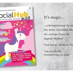 Magazin SocialHub Mag NO.03